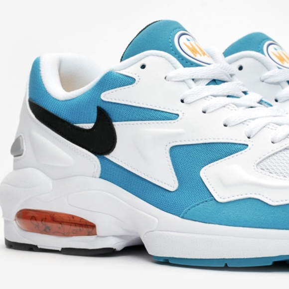 Nike Air Max 2 Light blue lagoon sz 9.5 NEW! NWT